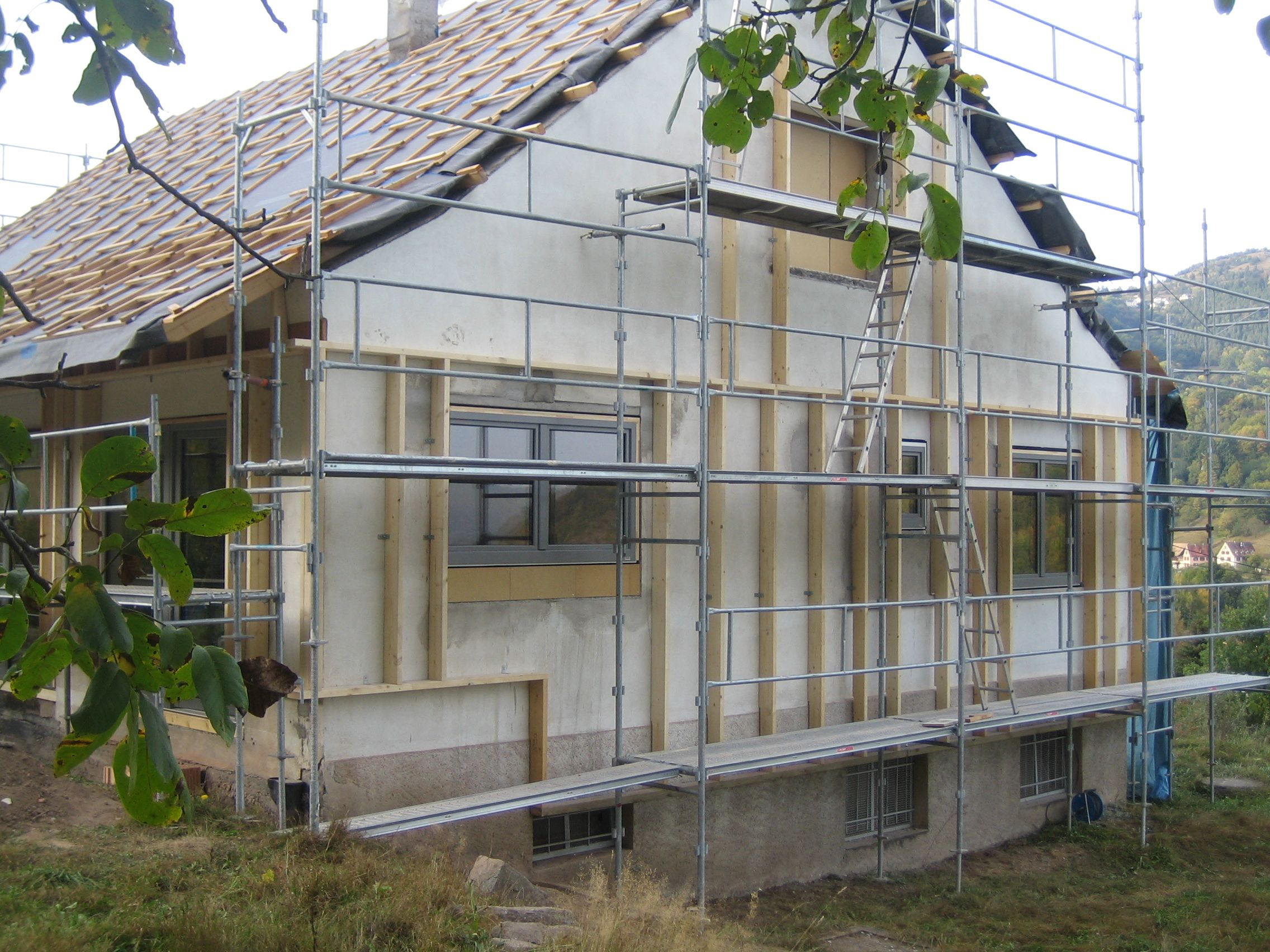 renovation maison okal