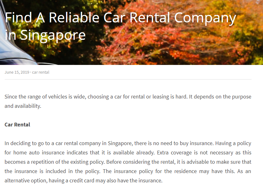 Renting Or Leasing A Car Has Its Pros And Cons Know The
