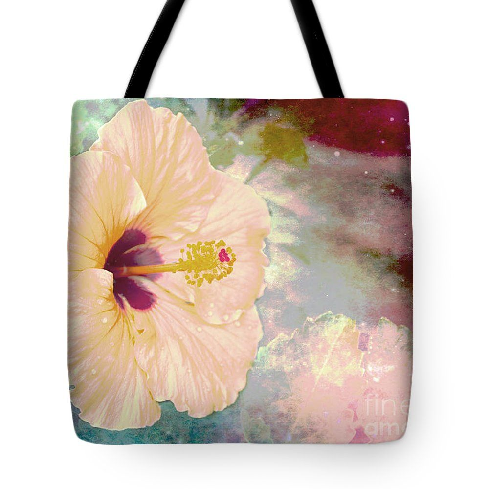 Pink soft hibiscus tote bag for sale by beverly guilliams excellent tote bag by beverly guilliams digitalart photography flowers hibiscus contemporary izmirmasajfo