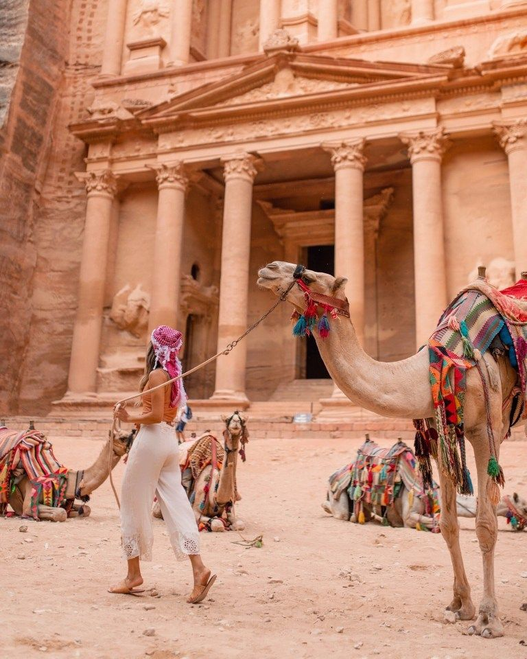 Travel Guide to Jordan #traveltojordan