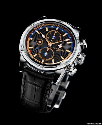 c684aa96258 Louis Moinet Geograph ad  £10