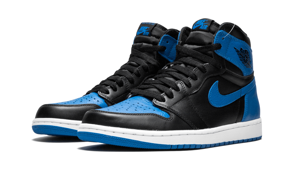 2017 Nike Air Jordan 1 Nike Retro High Og Royal Blue Air Jordan 1 Retro High Og 2017 Royal 555088 007 Air Jordans Air Jordans Retro Jordans