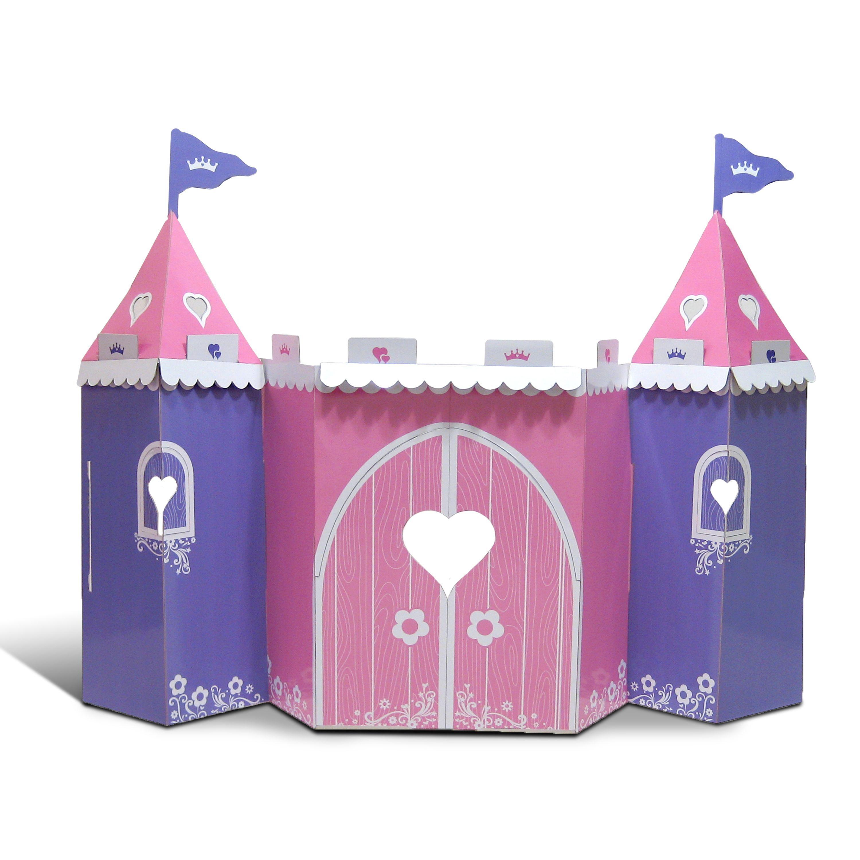 neat-oh everyday princess lifesize fairy castle | everyday