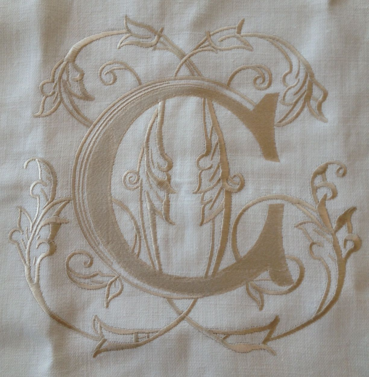 Number Four Eleven: Monograms