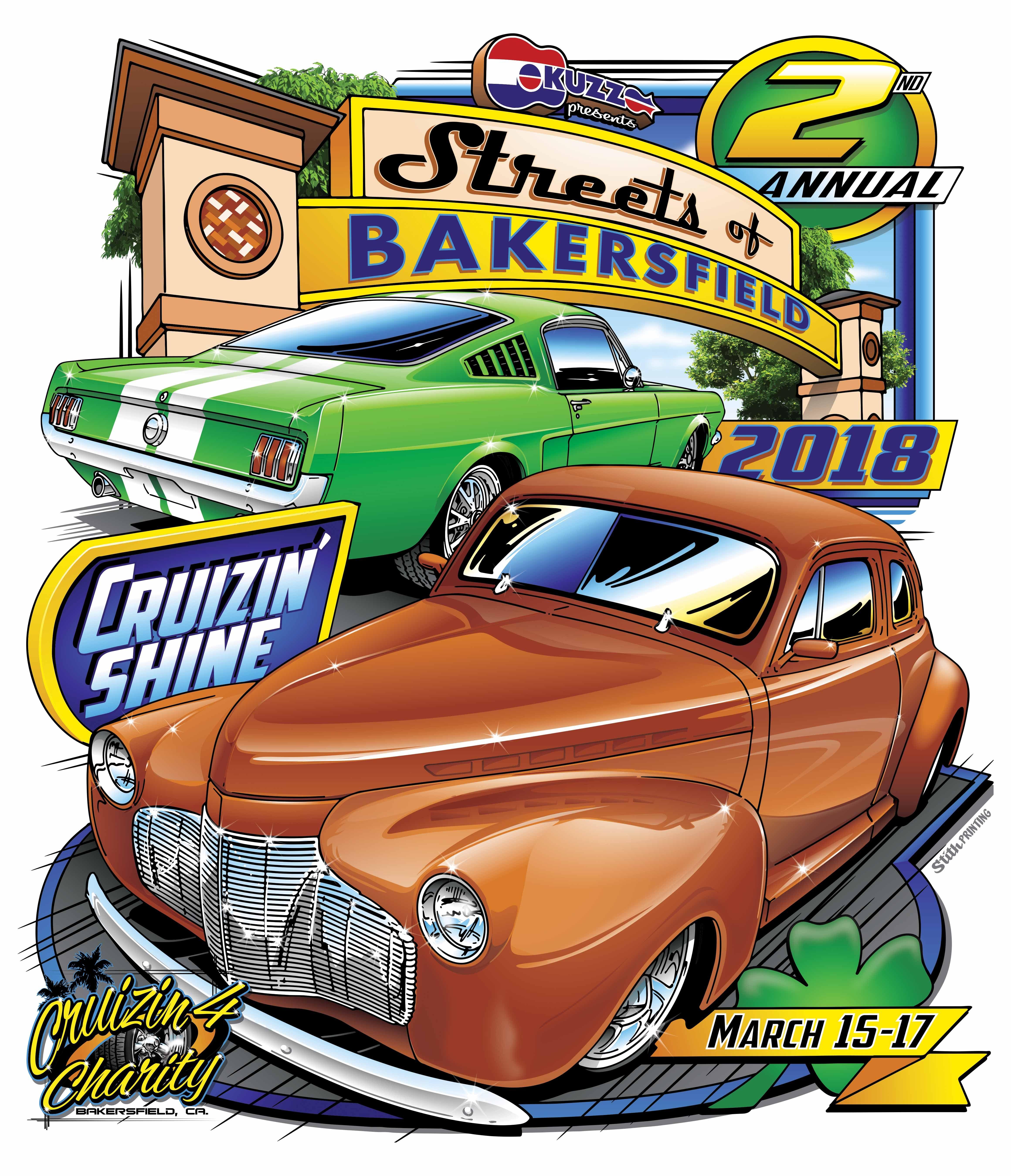 Great Little Starting Up Car Show In Bakersfield It Goes Across - Bakersfield car show