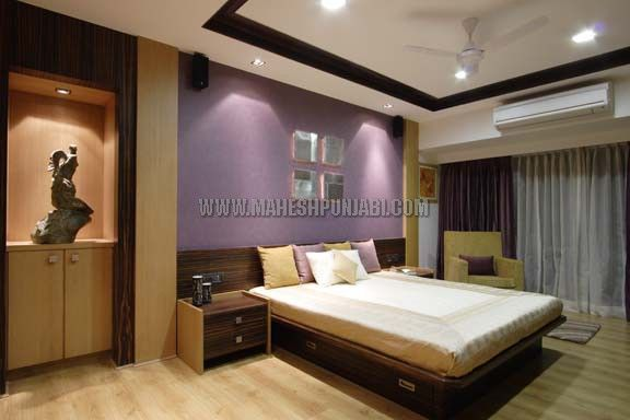 Bedroom Designs By Mahesh Punjabi Associates
