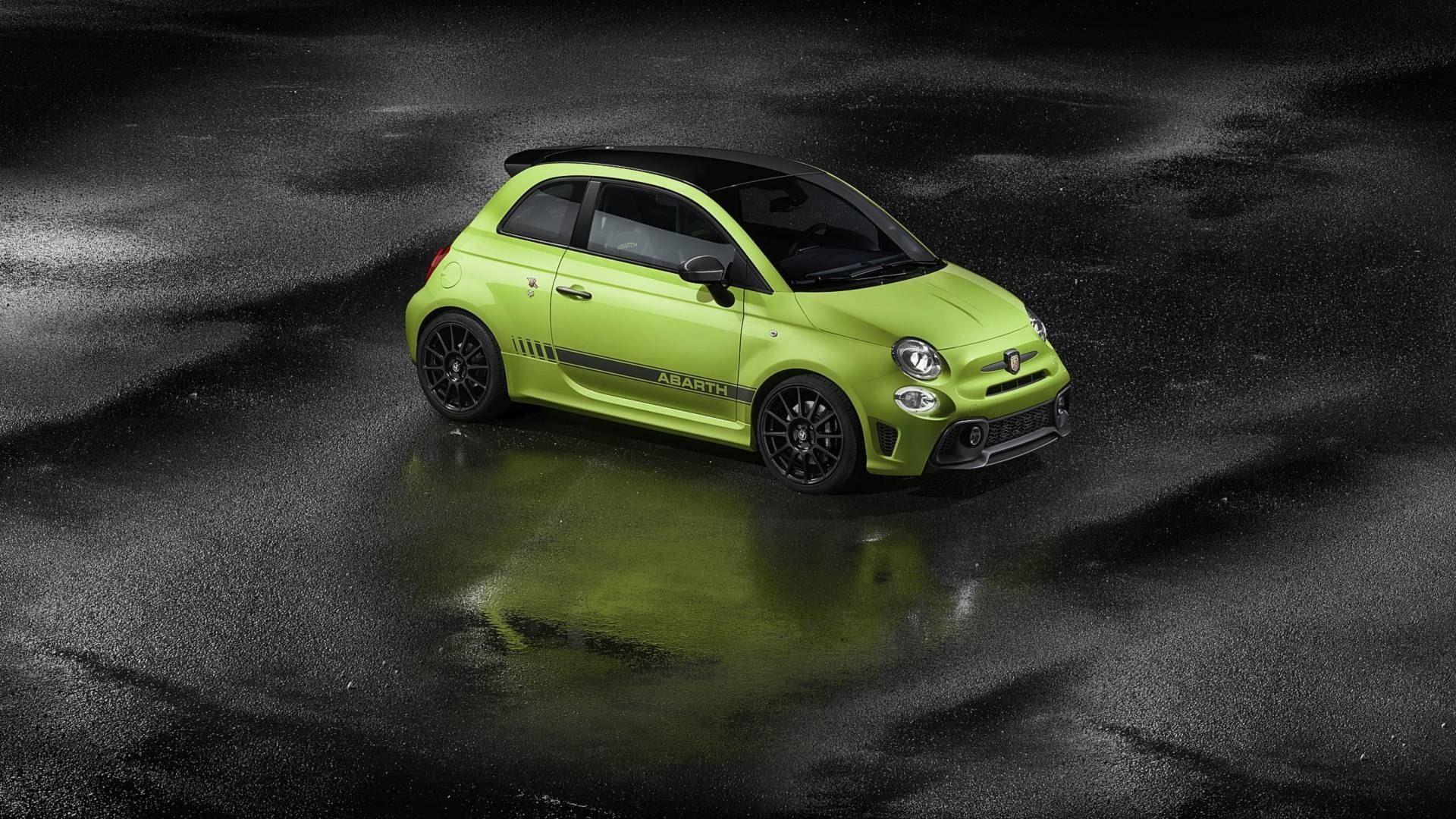 2020 Fiat 500 Abarth Features Dengan Gambar