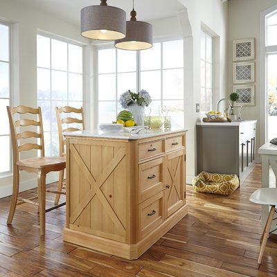 Youll Love The Magnolia Kitchen Island At Joss Main With Great - Magnolia kitchen island