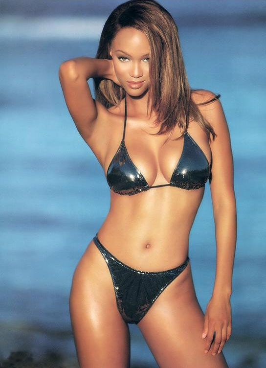 Opinion, actual, tyra banks nude consider, that
