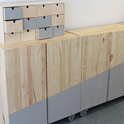 pimp je kast met wielen pimp your closet with wheels inspiration diy zelfmaken ideeen. Black Bedroom Furniture Sets. Home Design Ideas