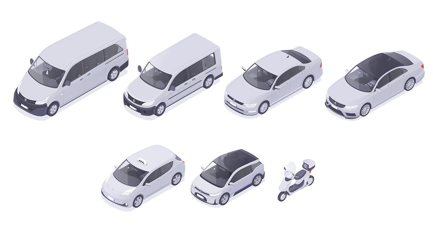 Rocketboy 2018 On Behance People Illustration Architectural Sketch Car Illustration