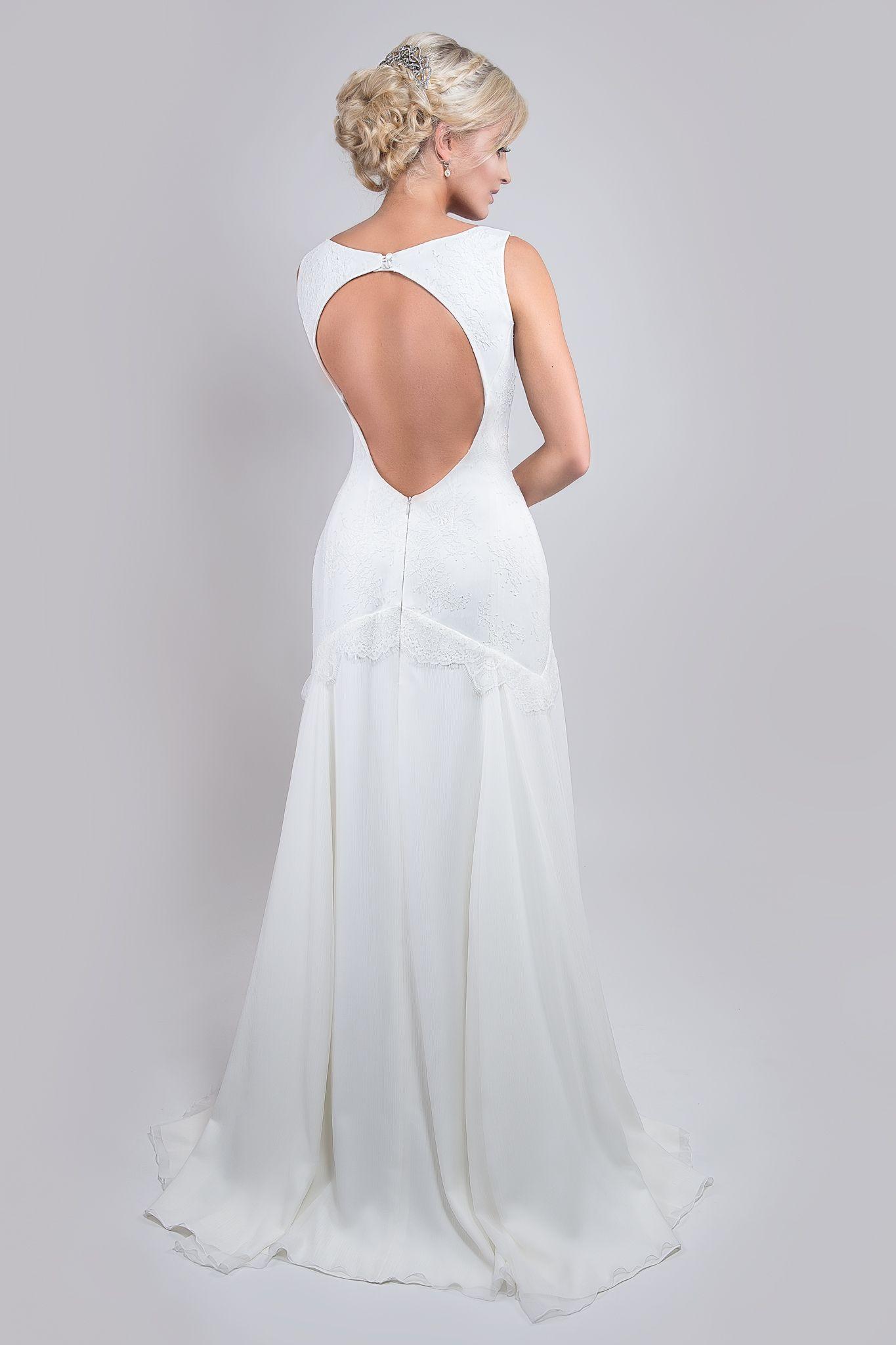 Calypso Haute Couture Brautkleid Vivien 2015 Ein Vintagemodell mit ...