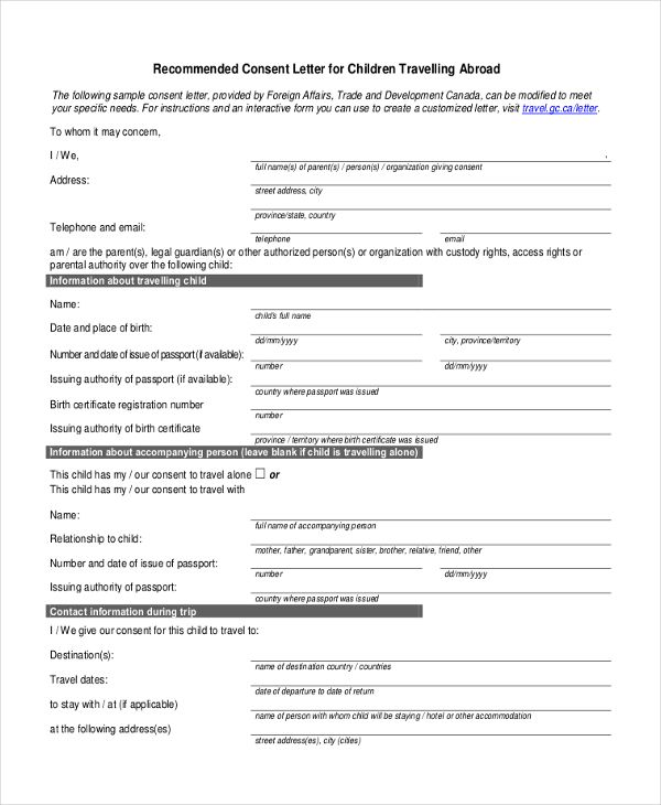 authorization letter bahasa malaysia cover templates quest the - free child travel consent form template