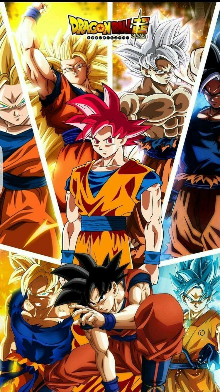 Pin By Oscar Baez On Goku Anime Dragon Ball Super Dragon Ball Goku Dragon Ball