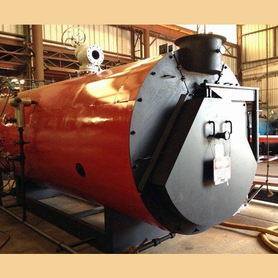 Year: 2000. Model: SPHV-300-N-200132. Boiler produces steam @ 150 ...
