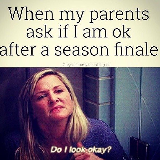 18 Grey's Anatomy Memes That Are Funny Even If You Stopped Watching Years Ago #greysanatomy