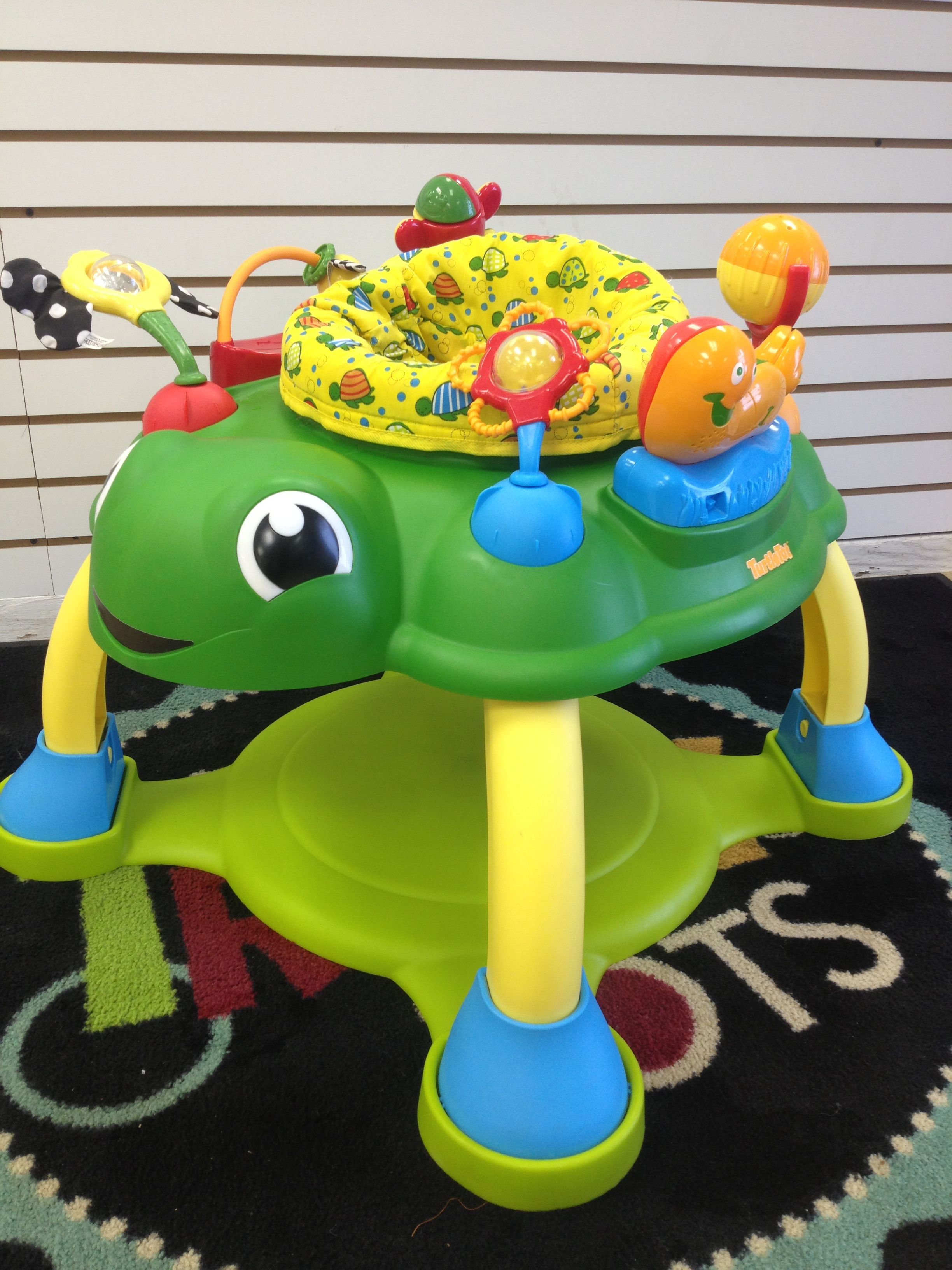 Kolcraft Turtletot Activity Center 29 99 Twice Trendy