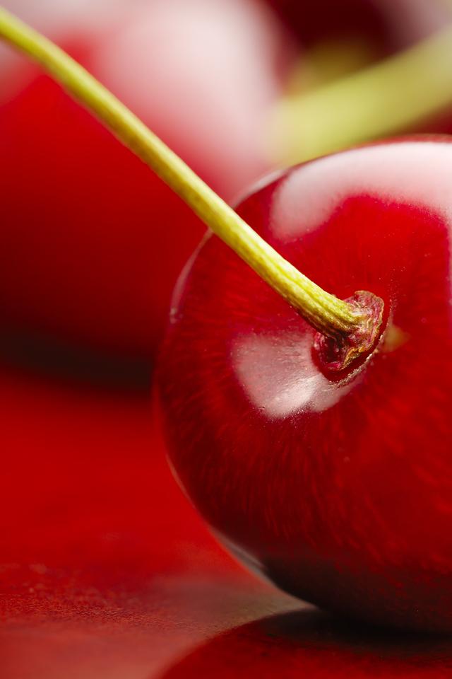 Red Cherry Wallpaper 4k For Mobile Android Iphone Receitas De Licores Licores Fotografia De Frutas