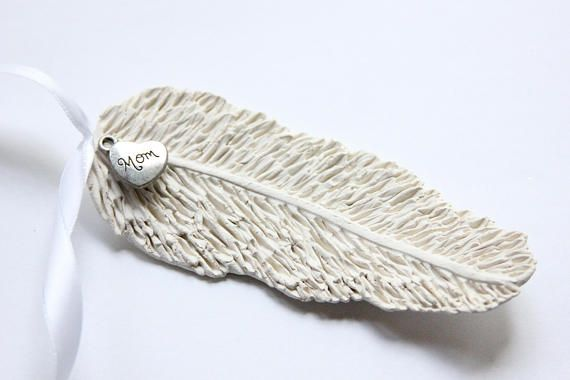 Guardian Angel Silver Wing Remembrance Relatives Baby Loss Feather Appear Gift