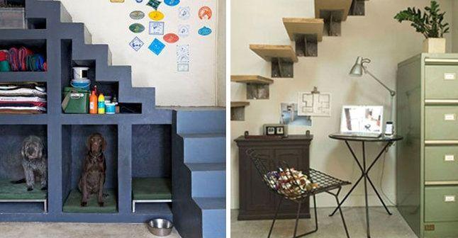 8 escaliers gain de place escaliers escalier gain de. Black Bedroom Furniture Sets. Home Design Ideas