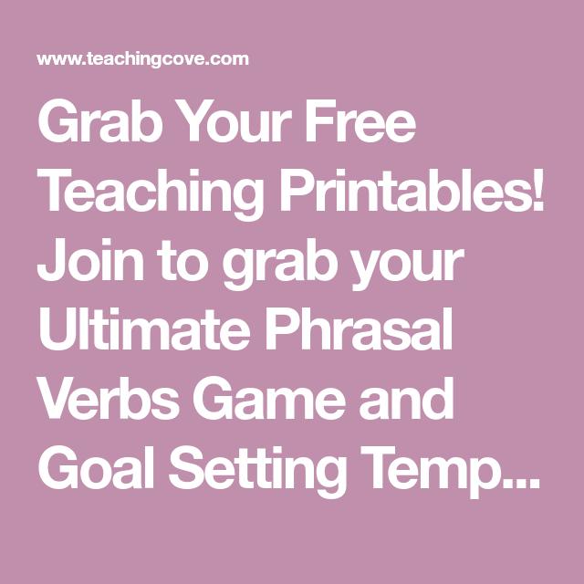 English Lesson Plans, Teaching