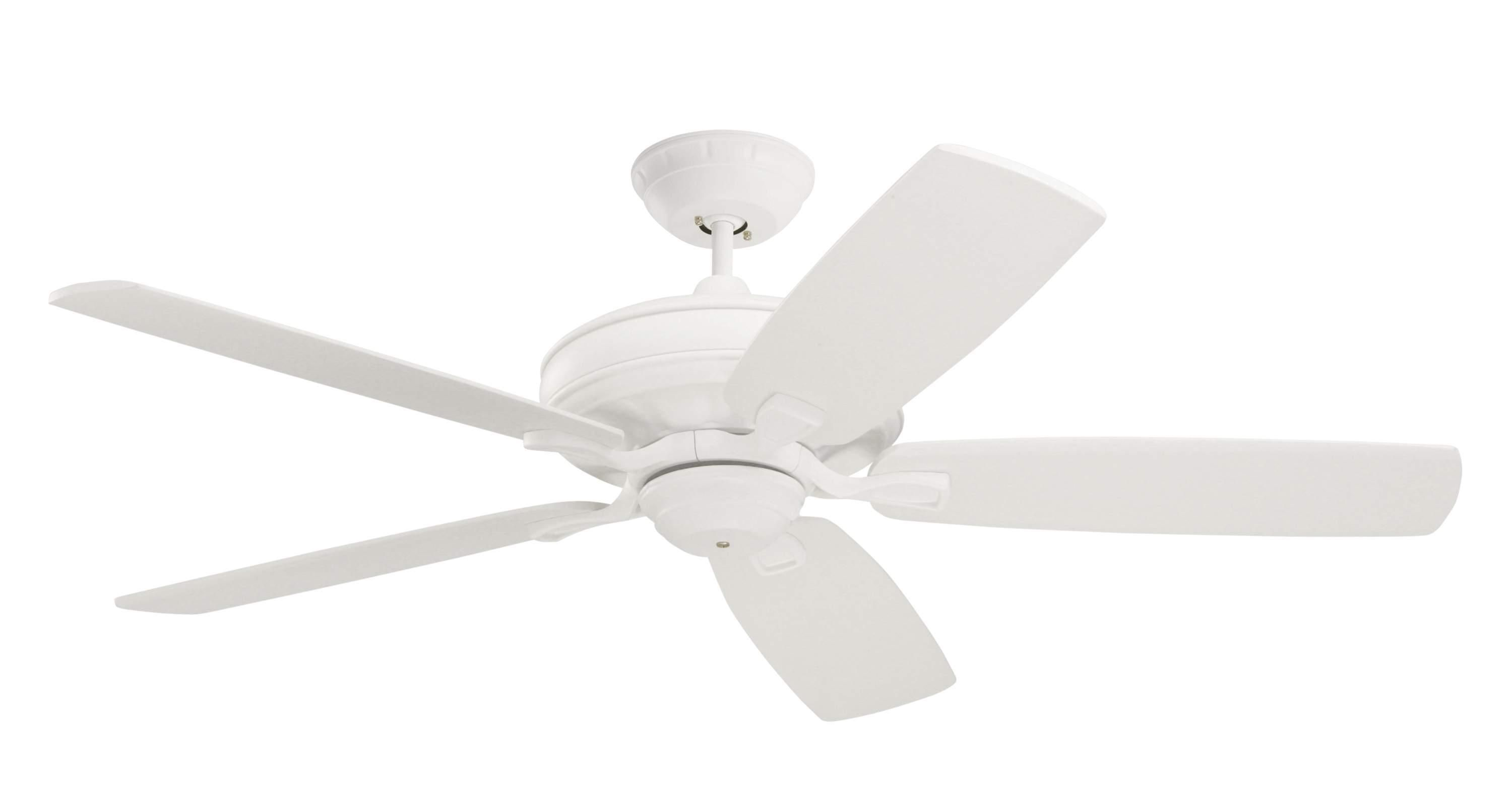 Industrial 56 In White High Performance Indoor Outdoor Ceiling Fan Cp56hpwp The Home Depot Ceiling Fan Outdoor Ceiling Fans Ceiling Fan Installation