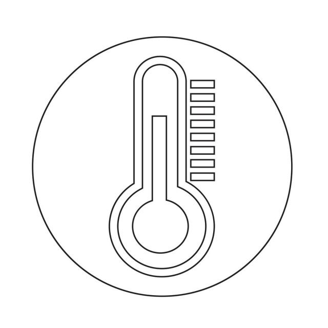 Thermometer Icon Thermometer Icons Icon Cooling Png And Vector With Transparent Background For Free Download Free Vector Illustration Icon Thermometer