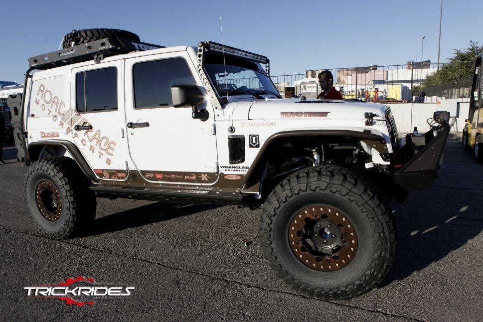 Road Race Motorsports Jeep Wrangler Rubicon Jeep