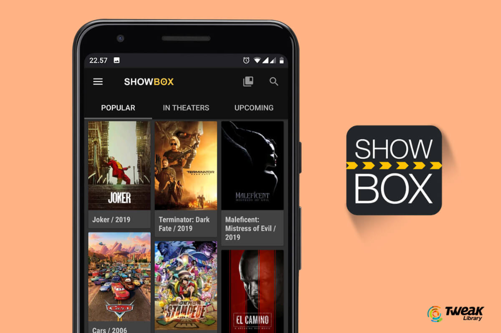 Showbox app for Android lets you watch latest movies
