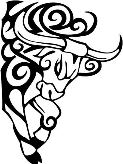best bull tattoos our top 10 tattoo pinterest outlines