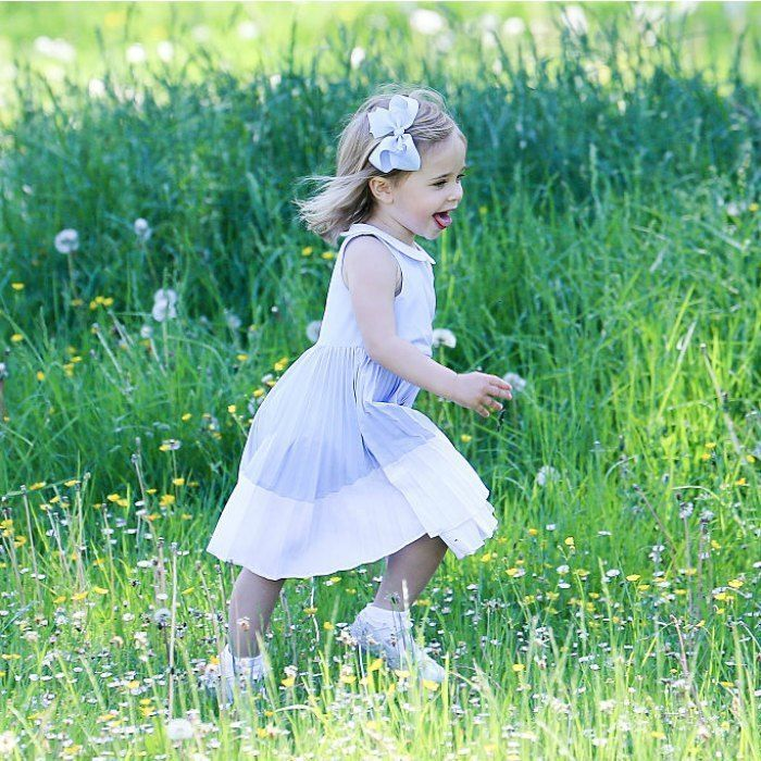 June 2016 Run Leonore The Little Swedish Princess Carried Out Her