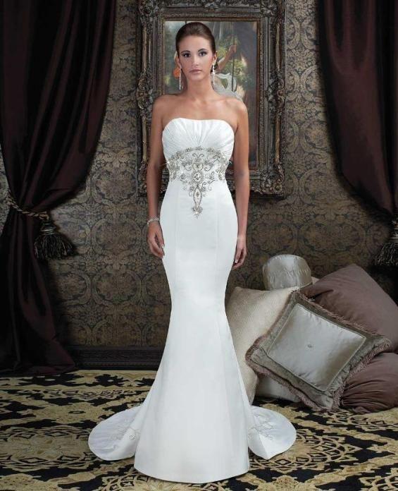 Beautiful Mermaid Wedding Dress 2017