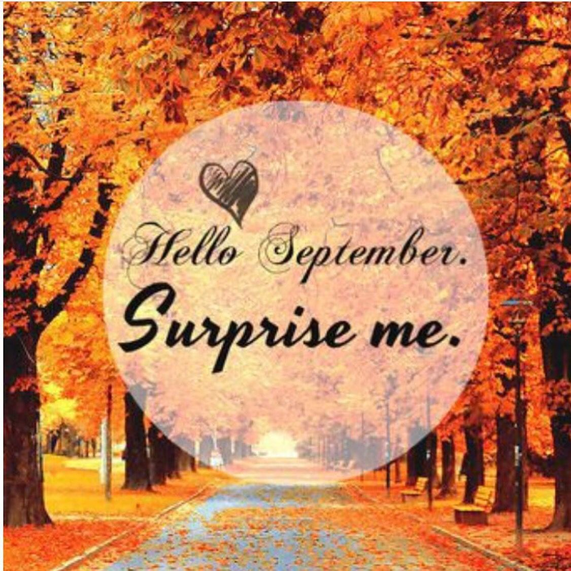 Marvelous Hello September