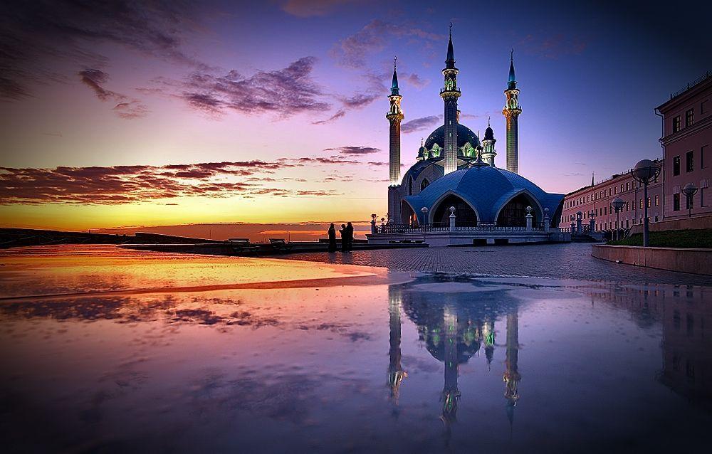 Qolsharif Mosque Hd Wallpapers Beautiful Mosques Around The Worlds Beautiful Mosques Most Beautiful Mosques