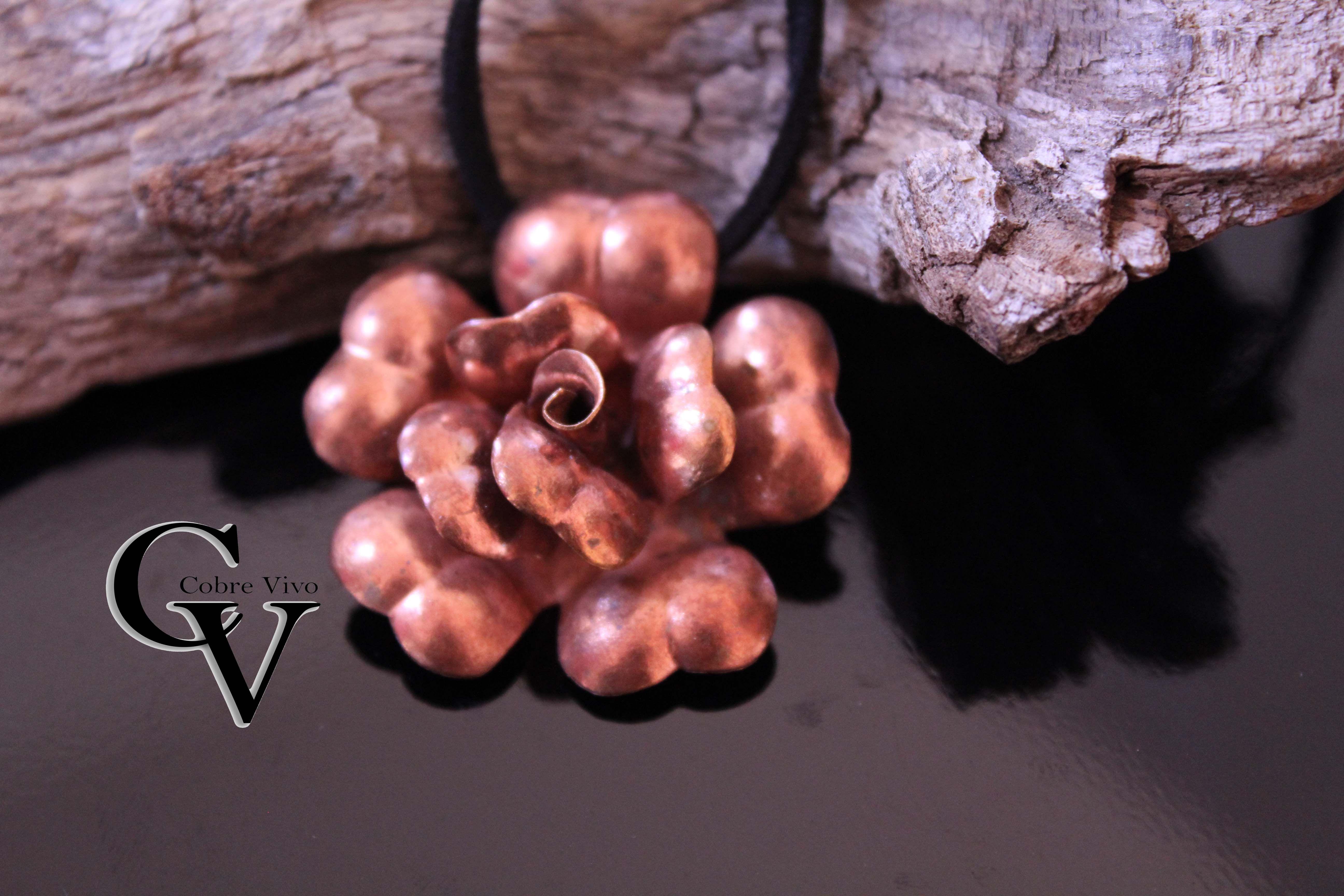 Flor de cobre...