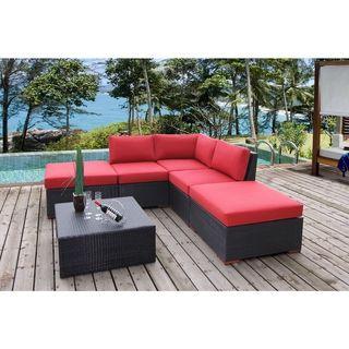 Andover 6-piece Corner Outdoor Sectional Set