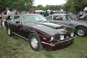 Aston Martin V8 Vantage (1977)   #cars #coches #carros