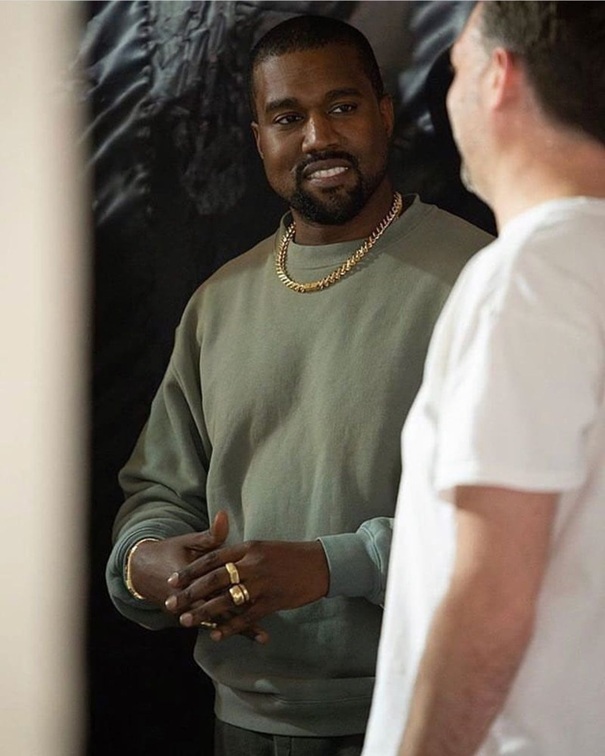 Pin By Felix On Kanye West Kanye West Style Kanye West Casual Outfits