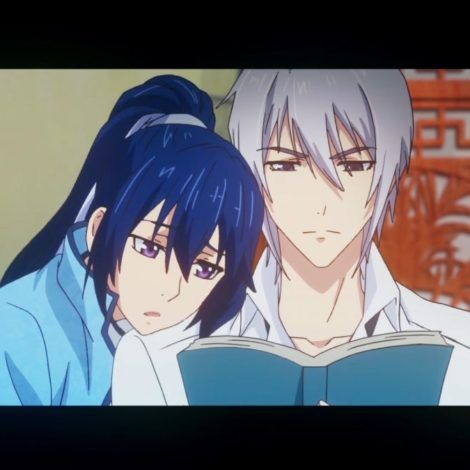 Images from Spiritpact -Yomi no Chigiri- Reveals Key Visual, Additional Cast, and Promotional Video