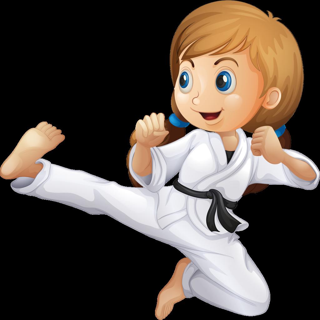 Koleksi 550  Gambar Animasi Karate Keren  Gratis