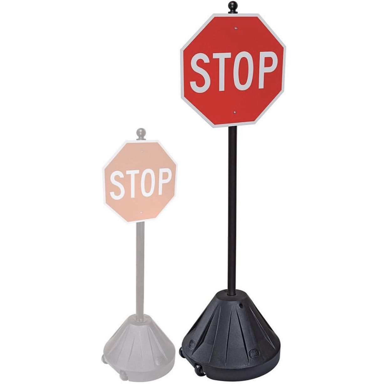 Check out our PP2 vs our PP3. What a difference! Get yours at MagicMaster.com #sign #signs #signproducts #stopsign #roadsign #streetsign #parkinglot #parkinggarage #schoolyard #school #sidewalksign #mall #outlets #newyork #pp2 #pp3 #signgeek #signmanufacturing