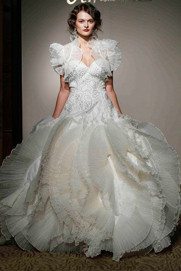 St. Pucchi Bridal   Couture   Pinterest   Saints, Spring and Wedding ...