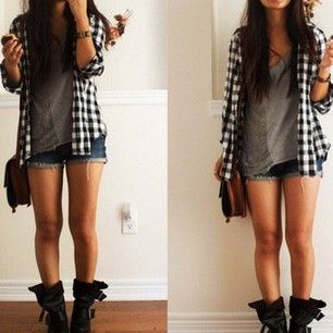 Cute Casual Outfits For Teens | cute outfits | Tumblr | We ...