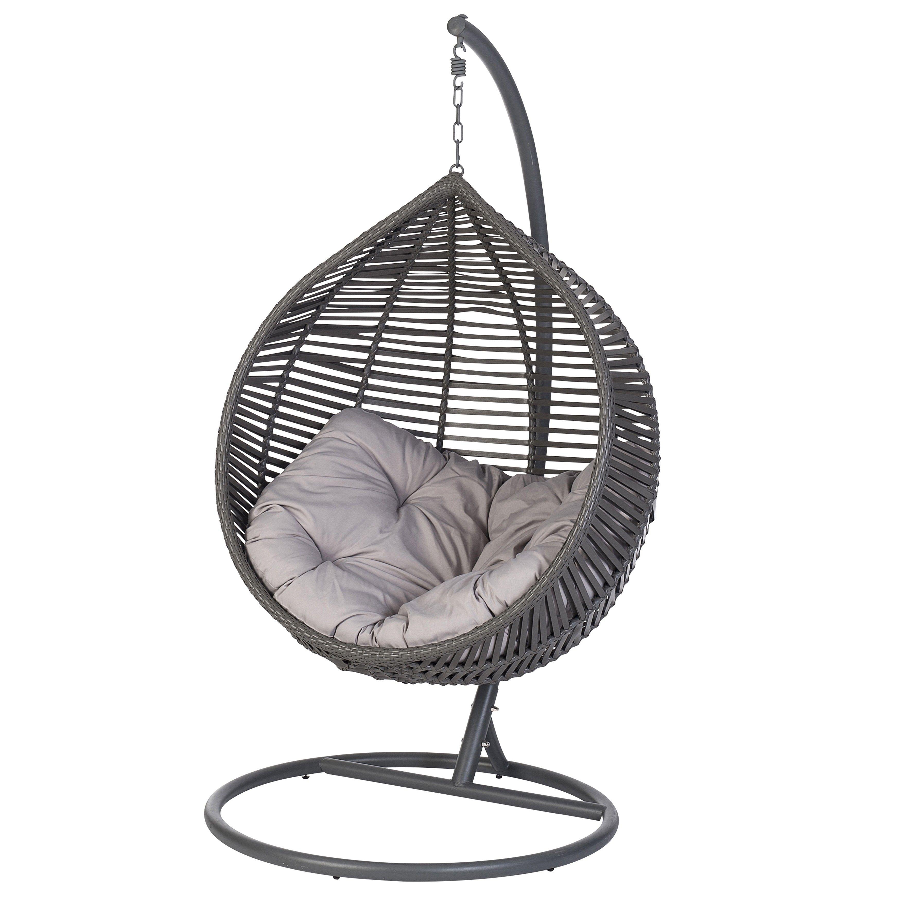 Standaard Egg Chair.Intratuin Hangei Met Streep In Standaard Tuin In 2019