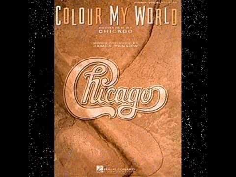 Colour My World Chicago Color Me Piano Tutorial Solo Musician