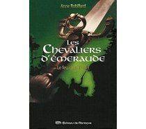 Les chevaliers d'Émeraude par Anne Robillard (12 tomes)