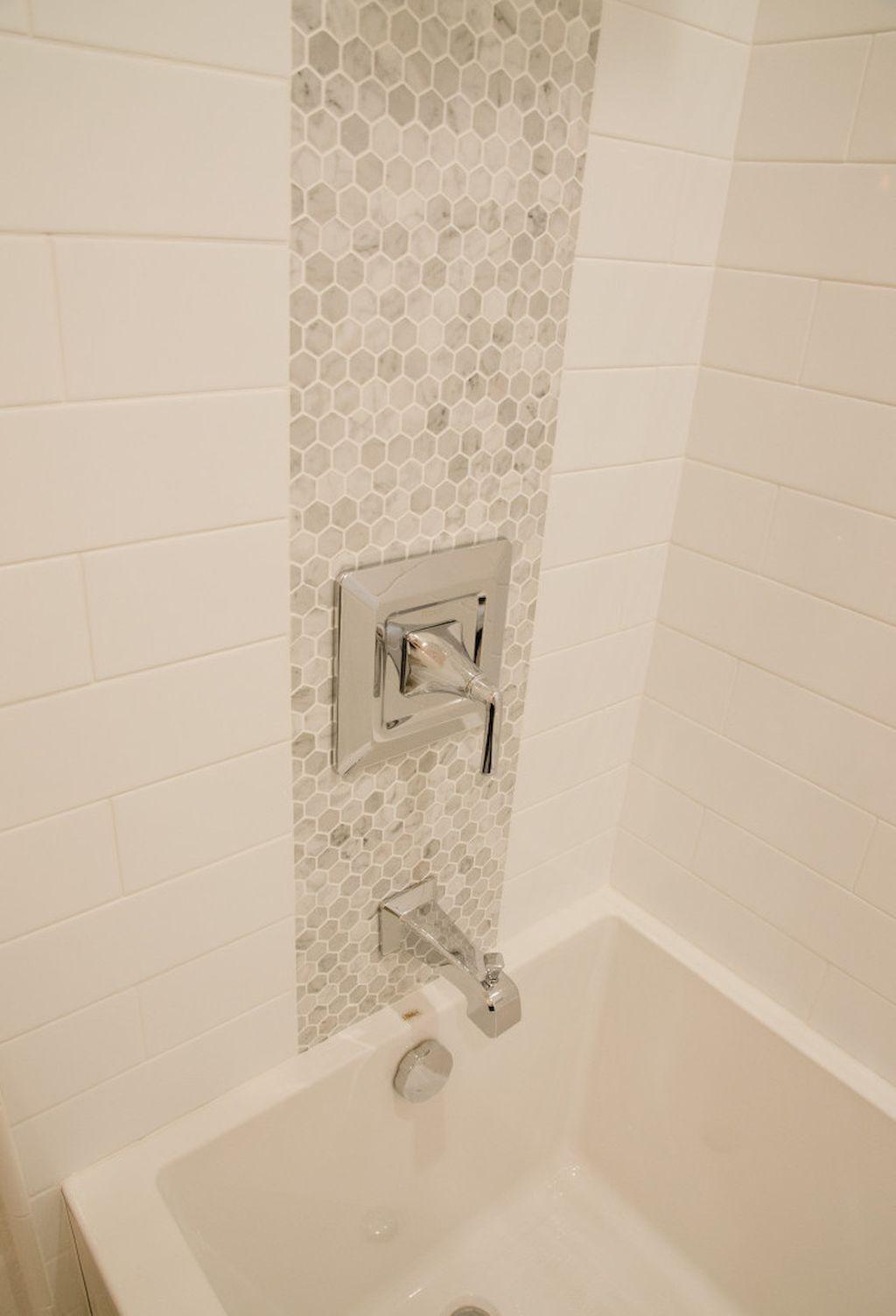 55 Inspiration Bathroom Tile Pattern Decorating Ideas | Bathroom ...