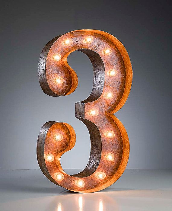 Vintage Marquee Lights  Ready to Ship  by VintageMarqueeLights, $199.00