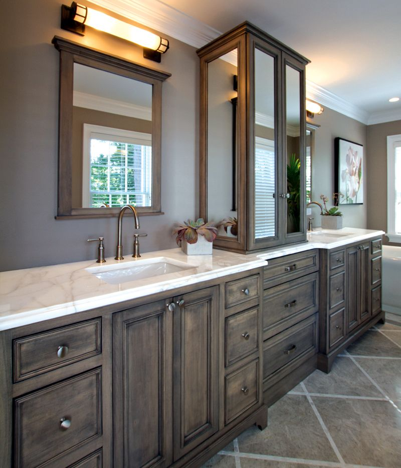 charcoal custom versiniti vanities the corner cabinet on vanity for bathroom id=73520