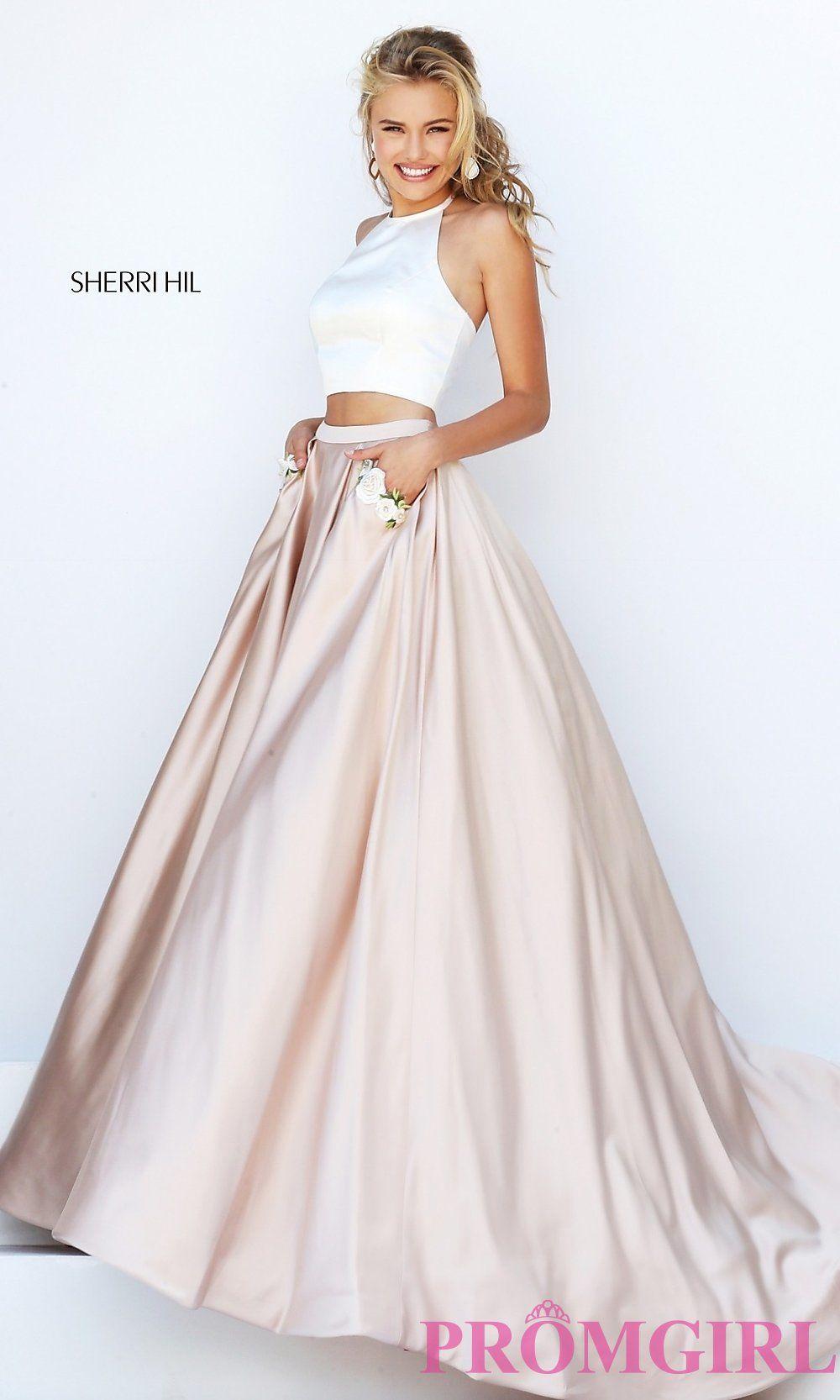 Prom dresses celebrity dresses sexy evening gowns aline halter